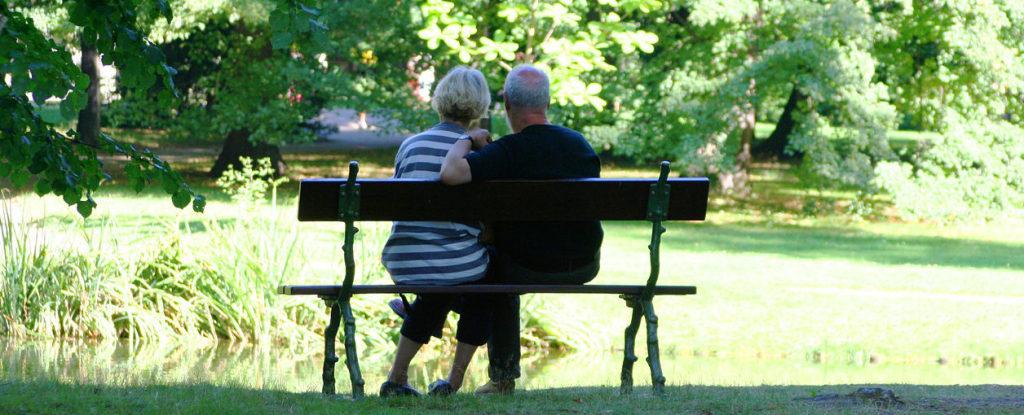 Partnervermittlung für ältere